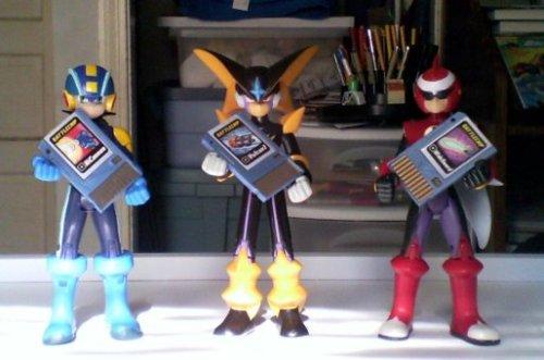 Mega Man Nt Warrior Toys 94