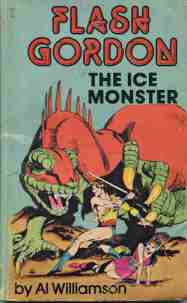 Flash Gordon Ice Monster