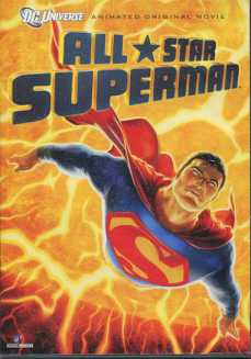 All-Star Superman DVD