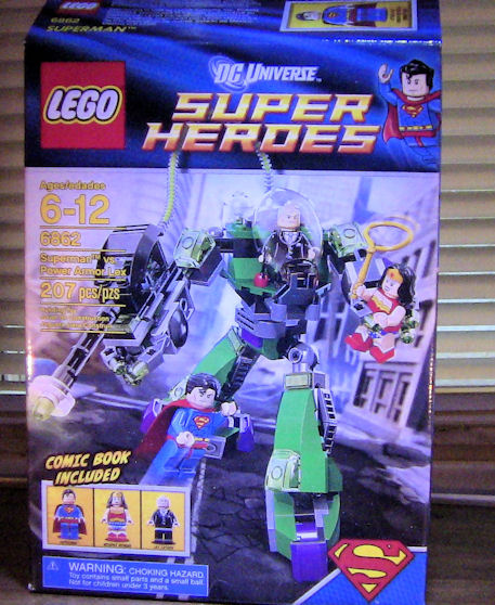Superlego box