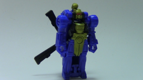 With triple-changers, one mode tends to suffer. This is Blazemaster's.