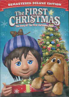 First Christmas Show DVD