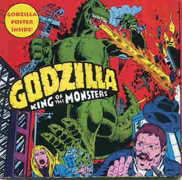 Godzilla audio drama