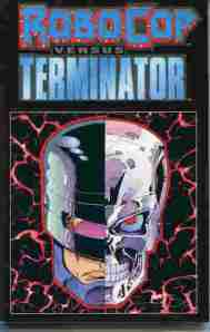 RoboCop Versus The Terminator Diamond TPB