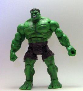 Leaping Hulk