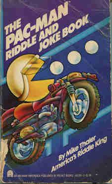 Pac-Man Riddle & Joke Book