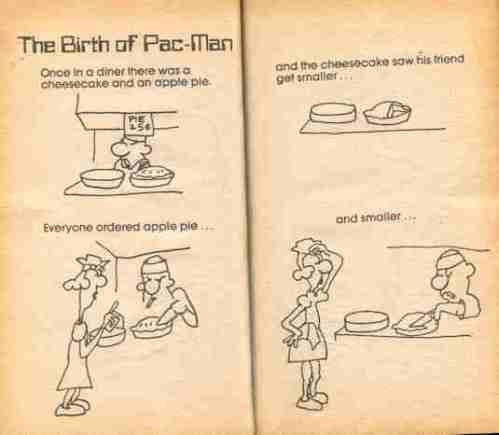 Pac-Man Riddle & Joke Book6