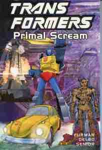Transformers Primal Scream
