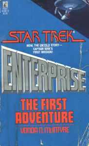 Star Trek Enterprise novel