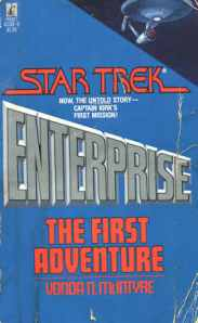 Star Trek Enterprise novel