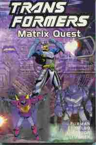 Transformers Matrix Quest
